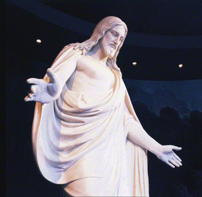 Image of the Christus Statue